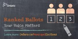 Ranked Ballots Would Give More Choice to Municipalities