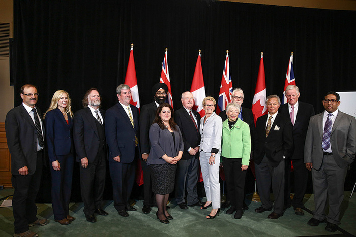 Premier Announces Transit Investment Strategy Advisory Panel