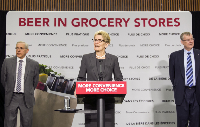 Ontario Expanding Beer Sales to Grocery Stores