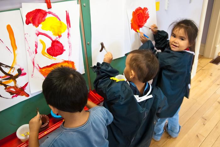 Une étude révèle les bienfaits du Programme d'apprentissage des jeunes enfants à temps plein