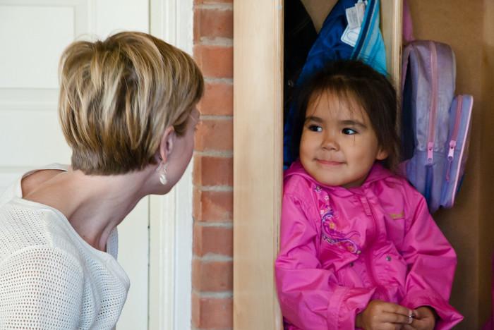 La maternelle et le jardin d'enfants à temps plein dans tout l'Ontario