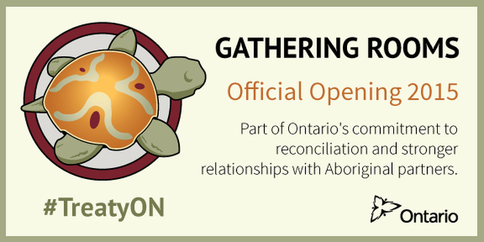 "Ontario's ""Gathering Rooms"" A First For The Province"