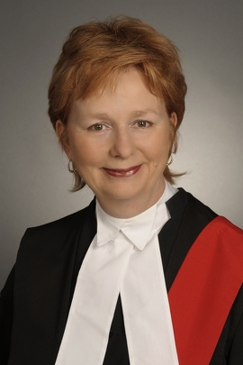 The Honourable Judith C. Beaman