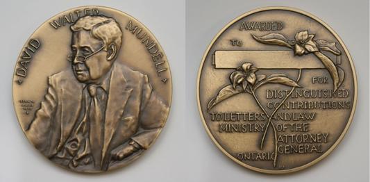 La médaille Mundell