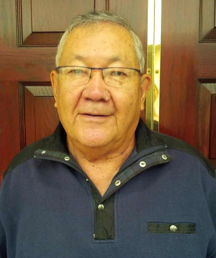 Barney Batise -  ancien de Nishnawbe Aski Nation, membre du Comité de mise en oeuvre de l'examen concernant la liste des jurés