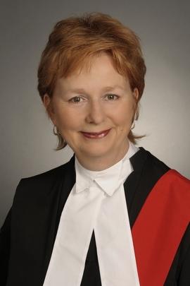 L'honorable Judith C. Beaman
