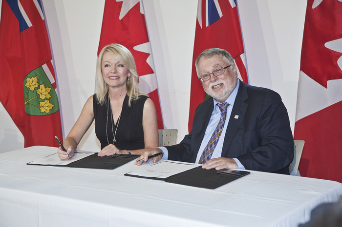 Governments Of Canada And Ontario Announce Funding For Housing