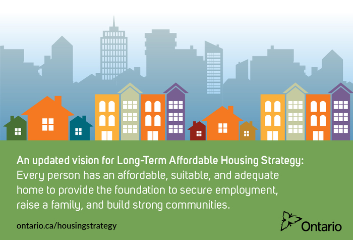 An updated vision for Long-Term Affordable Housing Strategy: