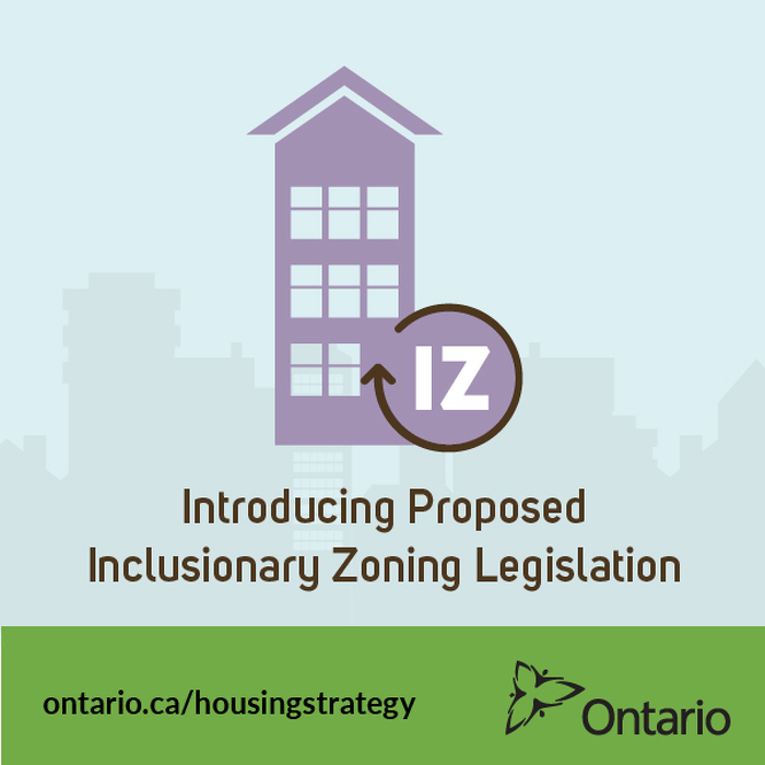 Ontario Introduces Legislation to Encourage More Affordable Housing