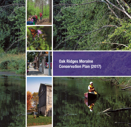 Oak Ridges Moraine Conservation Plan