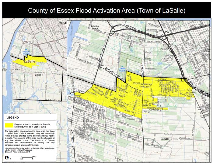 Town of LaSalle