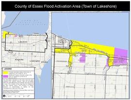 Lakeshore – Map