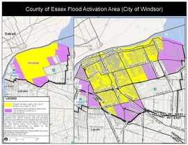 Windsor – Map