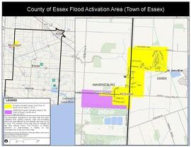 Essex – Map