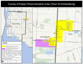 Amherstburg – Map