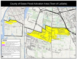 LaSalle – Map