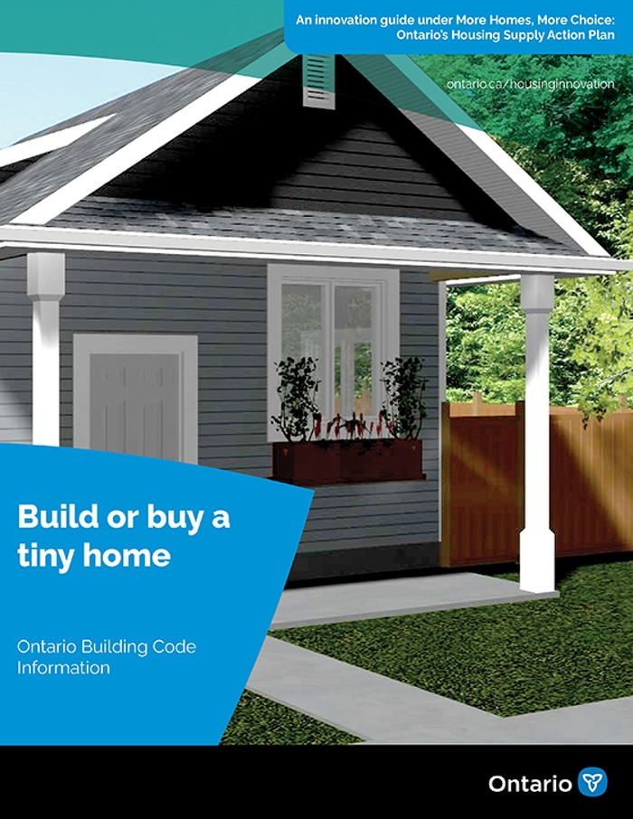 Build or buy a tiny home