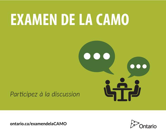 L'Ontario propose des changements à la Commission des affaires municipales de l'Ontario pour en améliorer l'efficience et l'accessibilité
