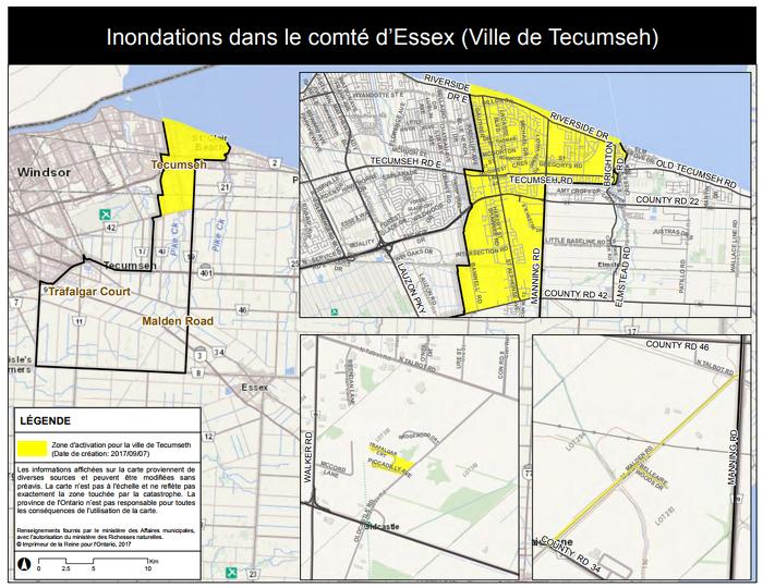 Ville de Tecumseh