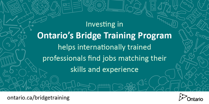 Ontario Helping Internationally Trained Immigrants Find Jobs