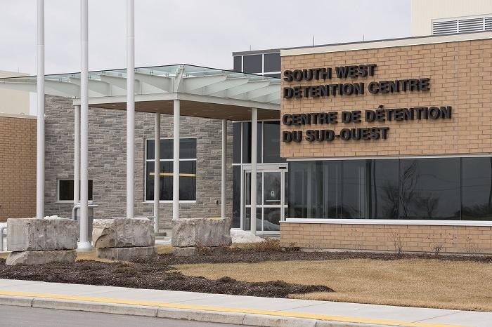 Le nouveau Centre de détention du Sud-Ouest prêt à ouvrir ses portes
