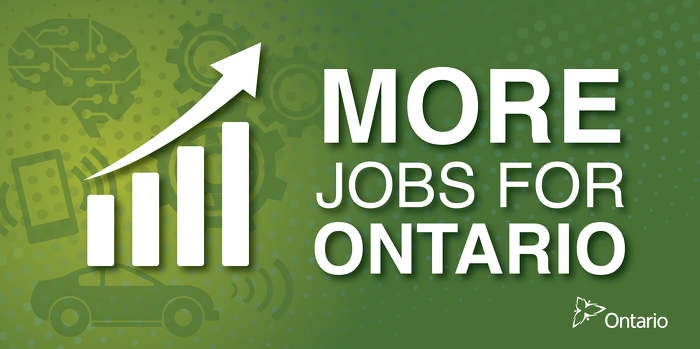 Ontario Adds 31,100 Jobs in August