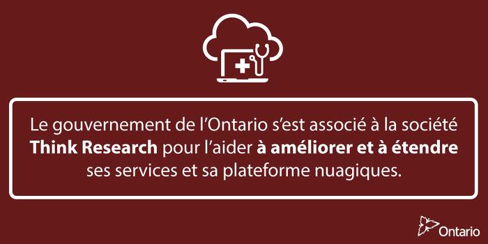 Favoriser l'innovation dans le domaine des soins de santé en Ontario