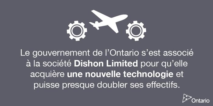 L'Ontario soutient plus de 100 emplois dans le secteur de la fabrication de pointe à Vaughan