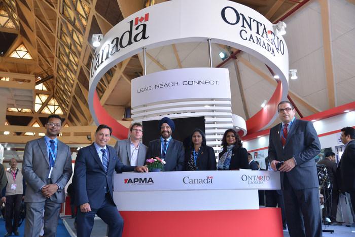 L'Ontario fait la promotion en Inde de ses forces innovatrices dans le secteur de l'automobile