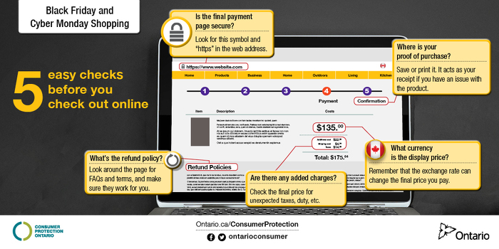 Tips to Help Protect Yourself When Shopping Online
