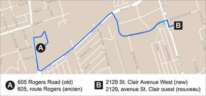 New Location for Toronto ServiceOntario Centre