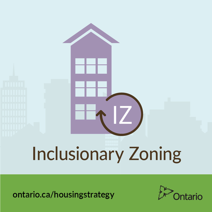 Giving municipalities the option to implement inclusionary zoning, which requires affordable housing units to be included in residential developments.