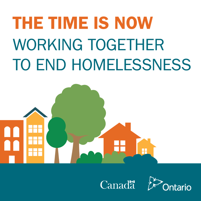 Ontario Urges Partners to Help End Homelessness Now