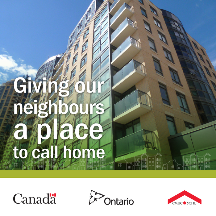 Ontario Investing in More Than 450 New Affordable Housing Units in Toronto