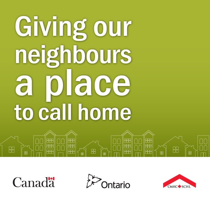 Governments of Canada and Ontario Celebrate Affordable Housing in Brantford and Simcoe