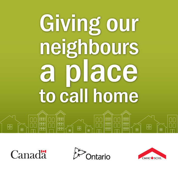 Governments of Canada and Ontario Announce Funding for Affordable Rental Housing in Val Rita