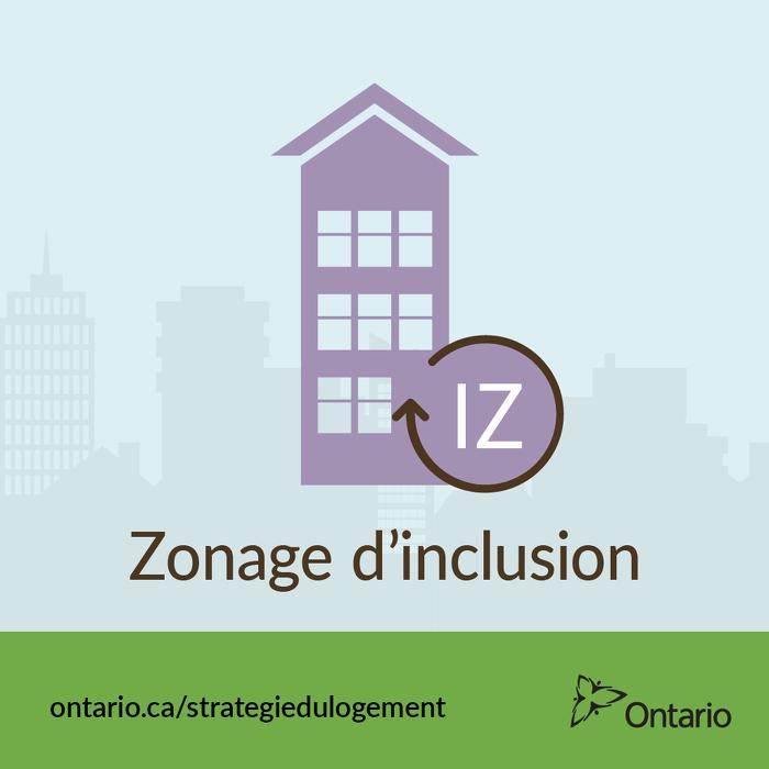 Permettre aux municipalités de mettre en œuvre un zonage d'inclusion, qui exige l'inclusion de logements abordables dans les nouveaux projets d'aménagement résidentiel.