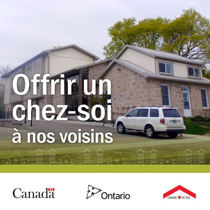 Les gouvernements du Canada et de l'Ontario inaugurent de nouveaux logements abordables à Guelph et dans le comté de Wellington