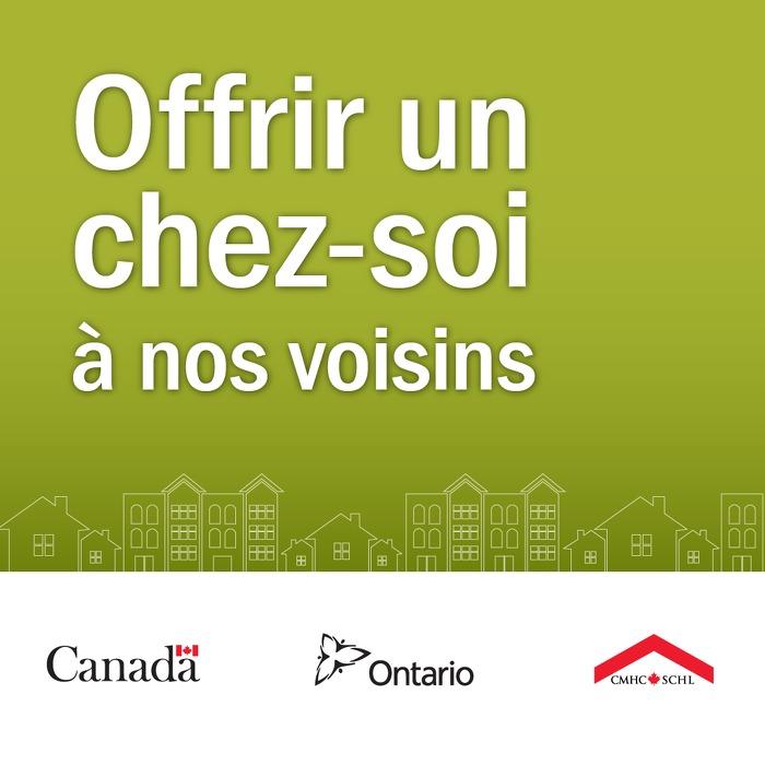 Les gouvernements du Canada et de l'ontario célèbrent la création de logements abordables à Brantford et Simcoe
