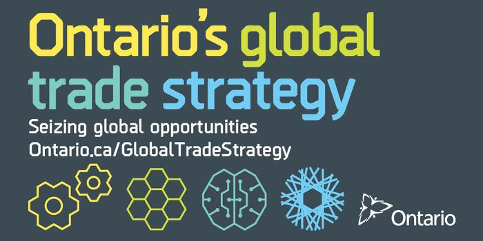 Ontario's Global Trade Strategy: Seizing Global Opportunities