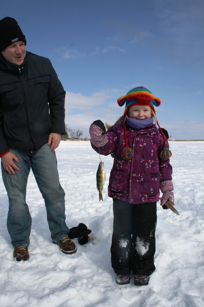 Canadians can fish for free this Family Day Weekend.
