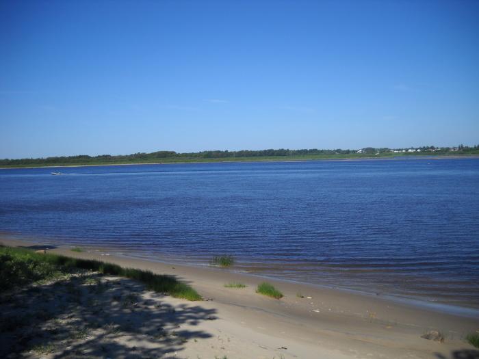 Tidewater beach