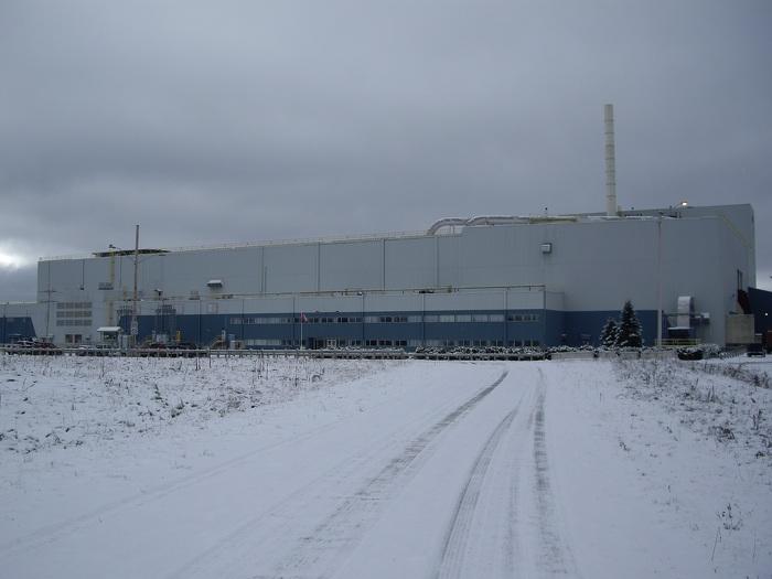 Actuellement, les plus grandes installations de production de granulés de bois de Rentech sont à Wawa.