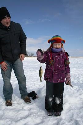 Les Canadiens peuvent pêcher gratuitement pendant la fin de semaine du jour de la Famille.