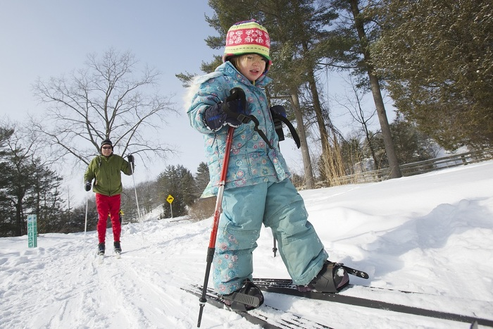 Explorez nos nombreuses pistes de ski de fond