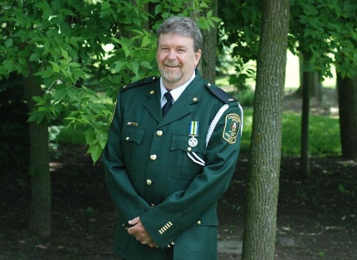 L'Ontario rend hommage à l'Agent de protection de la nature de l'année