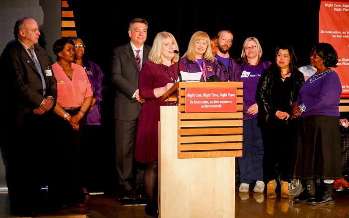 Improving Home and Community Care for Ontario Seniors