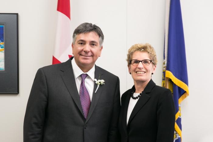 Un budget pour un Ontario prospère et équitable