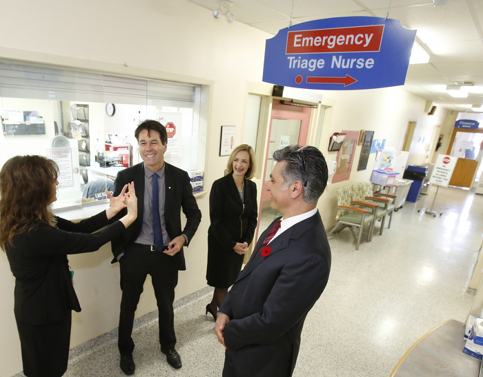 Improving Access to Emergency Care in Eastern Ontario