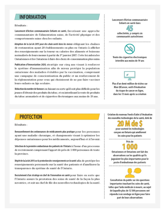 PAGE 3 : INFORMATION ET PROTECTION